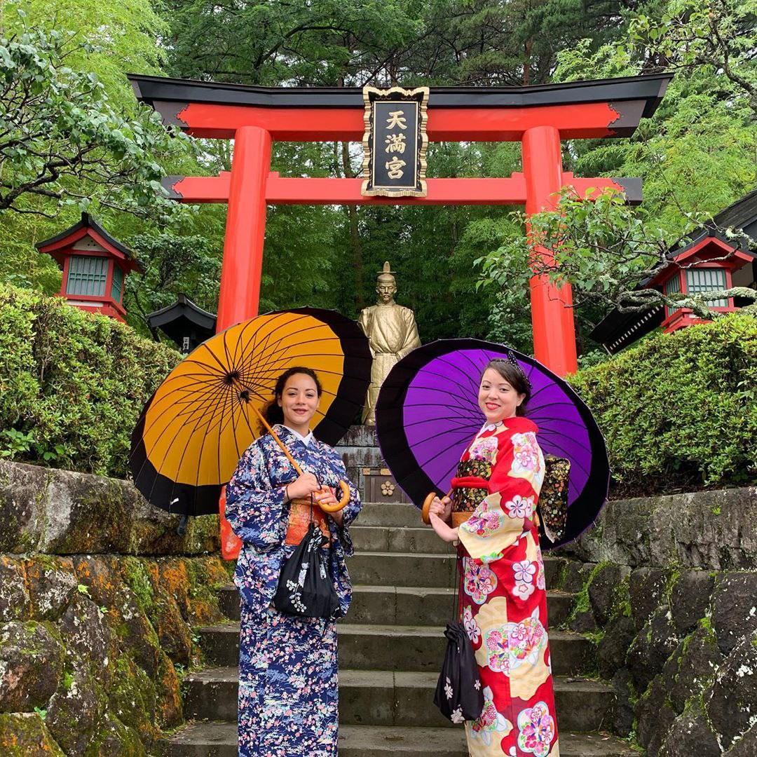 10 Things To Do In Nikko, Japan edo kimono