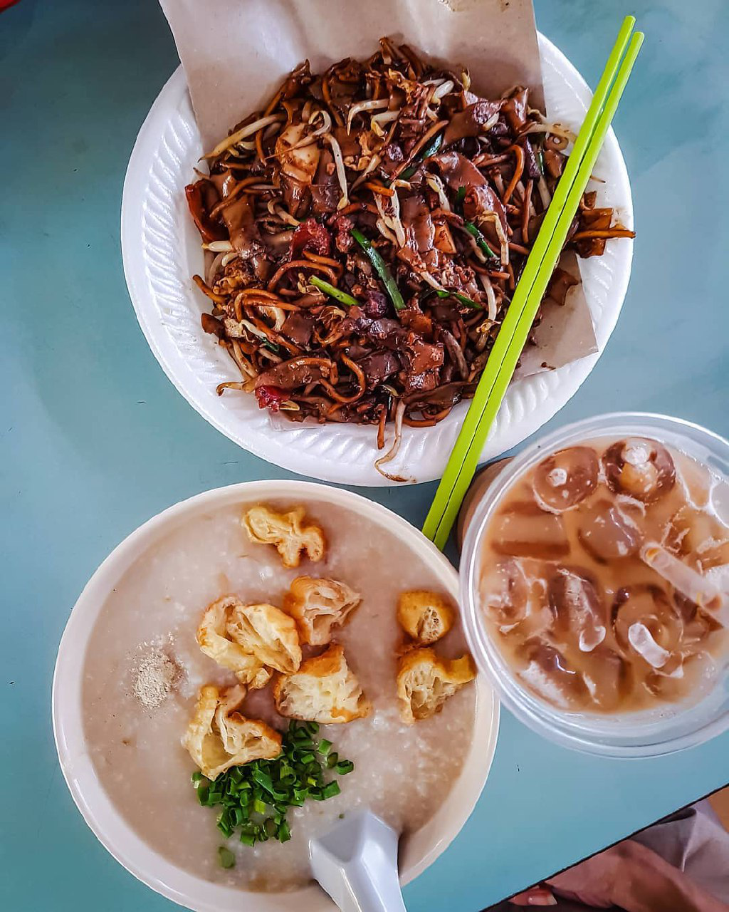 Instawalk Tampines Pre Pub Tampines Round Market and Food Centre