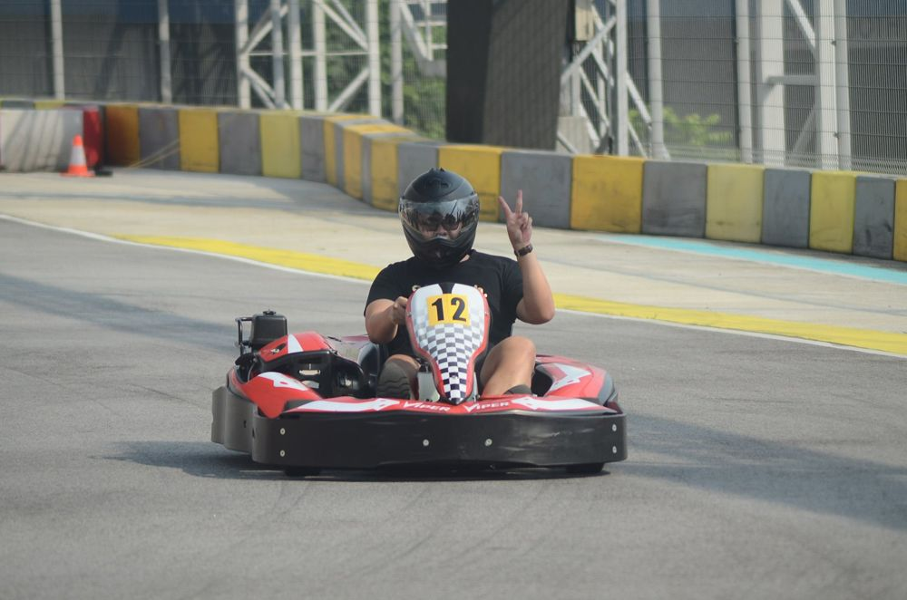 Unique CCAs Go-karting