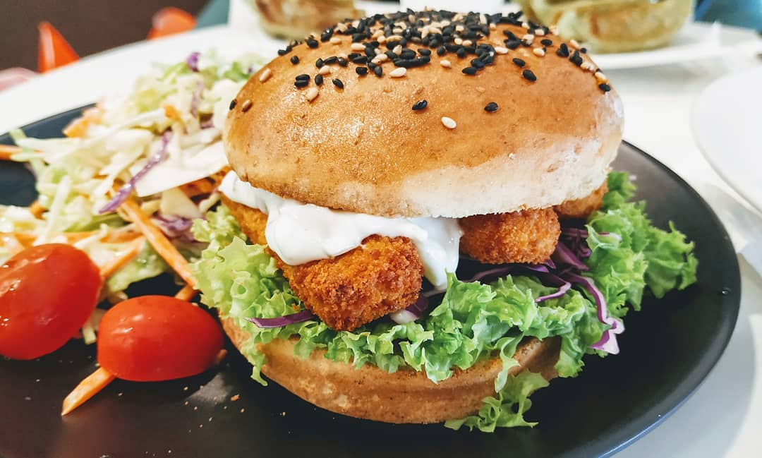 Soul ALife - Fish Finger Burger