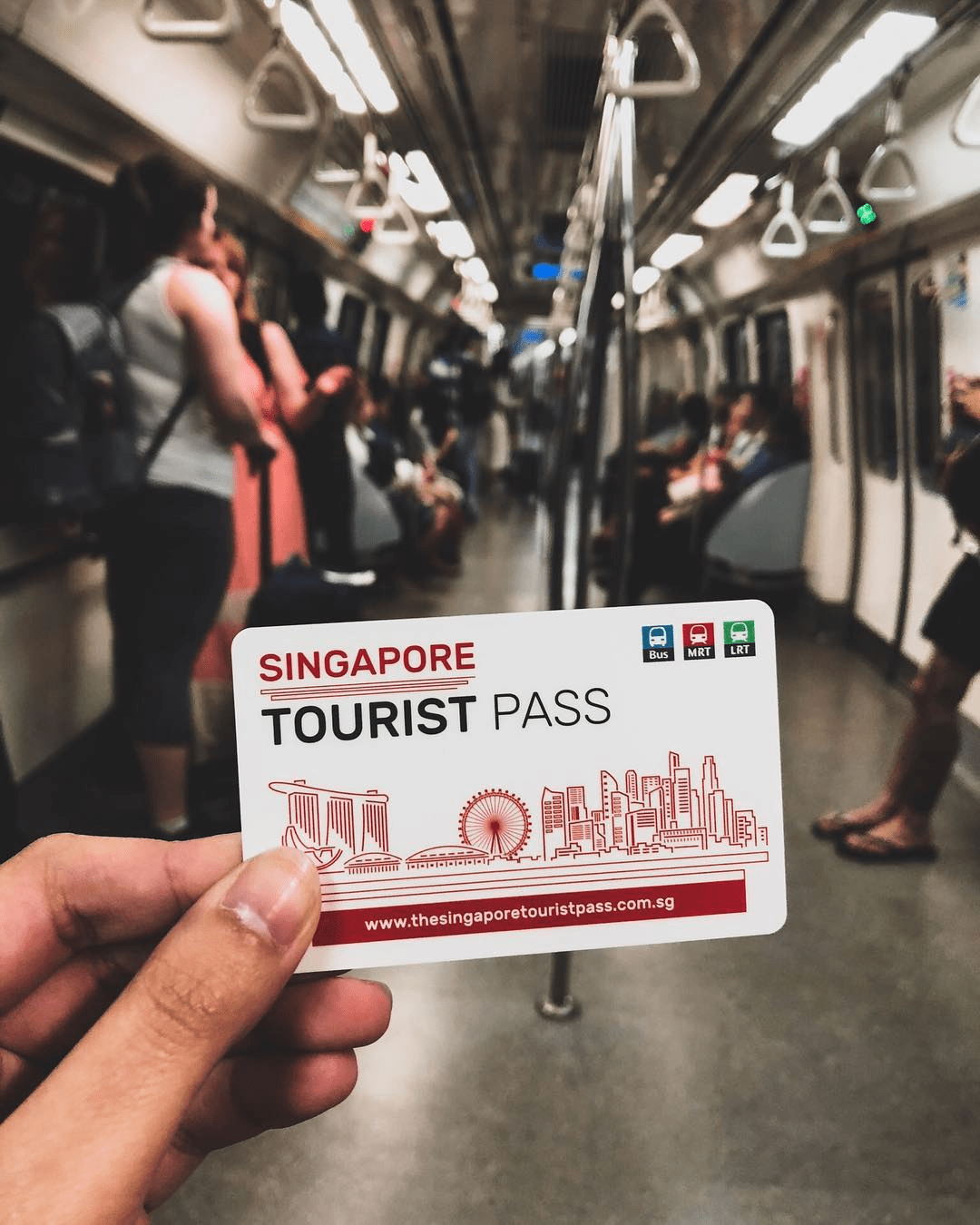 backpacking in singapore - singapore tourist pass