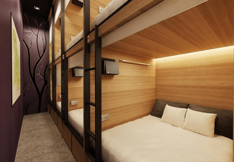 9 Cheap Hostels In JB From $7/Night For Budget Weekend Trips Across The Border herehotels dorm