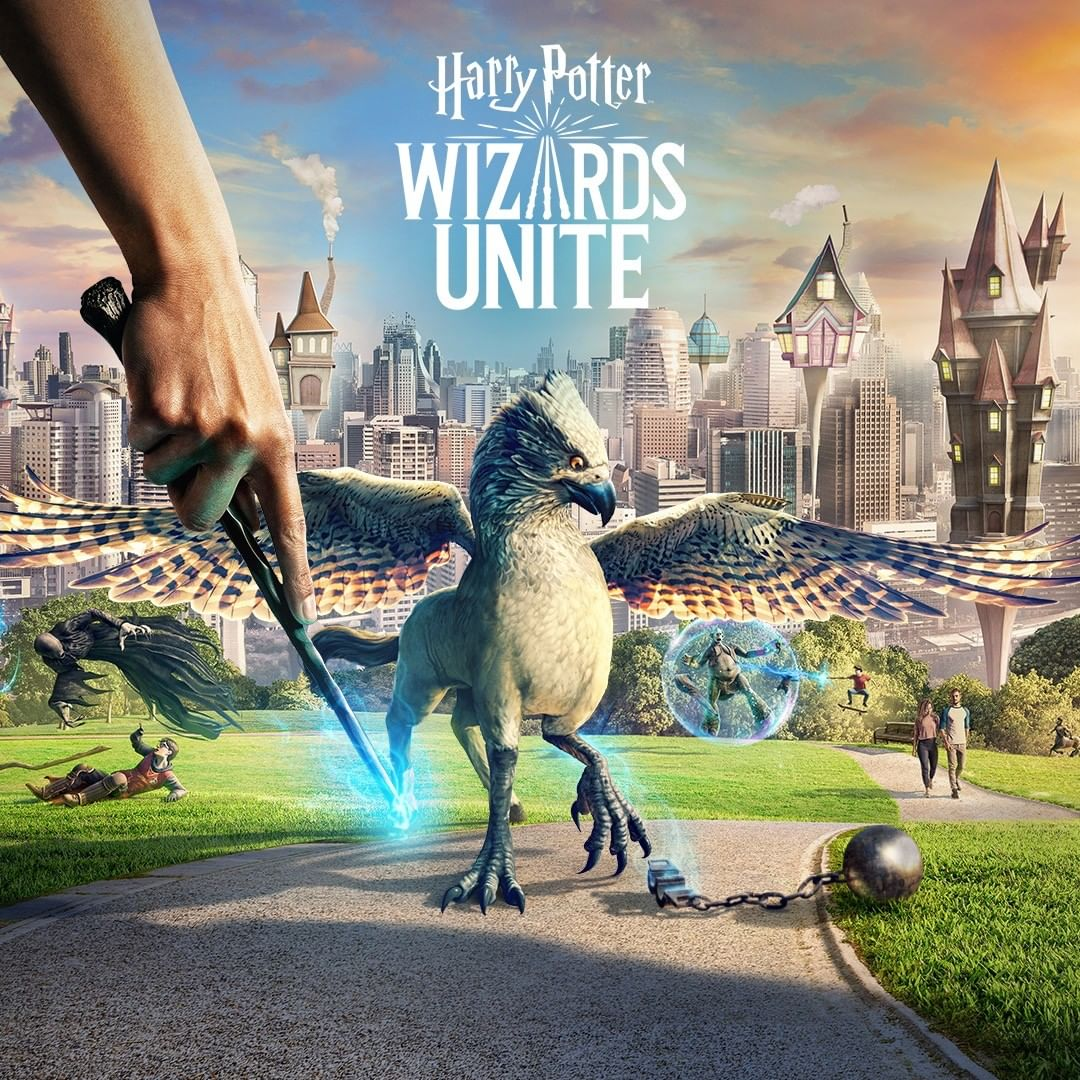 New Mobile Games - Harry Potter Wizards Unite