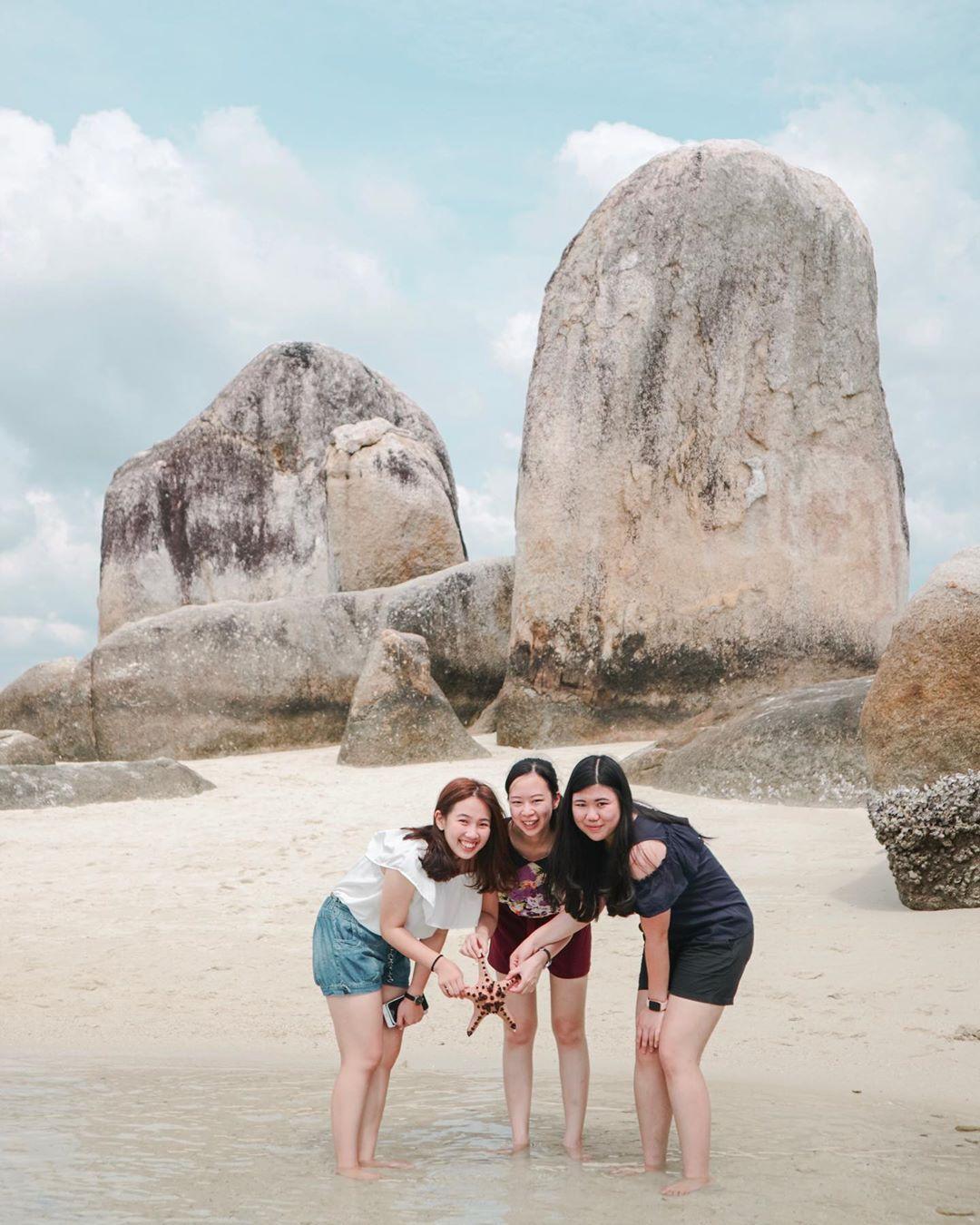 Things to do in Belitung Pulau Batu Berlayar