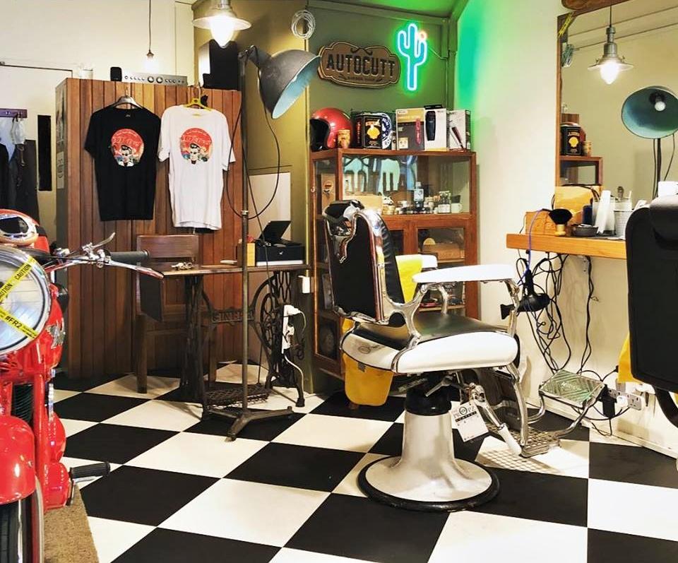 Gentlemen's Barber Autocutt