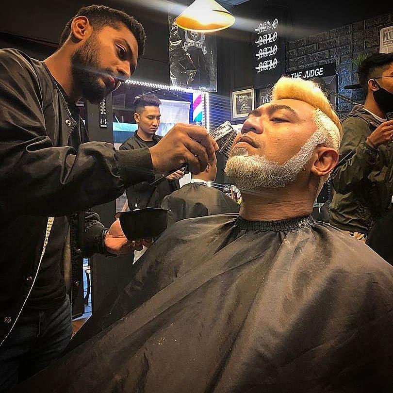 Gentlemen's Barber Atatcutz