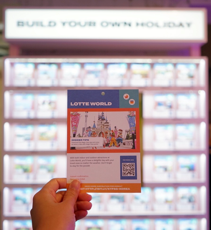 Klook Travel Festival 2019 Singapore Build Your Own Holiday