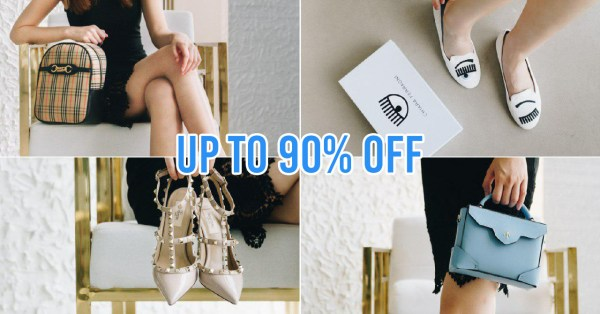 The Reebonz Warehouse Sale Has Up To 90% Off Designer Bags, Shoes & Accessories This September