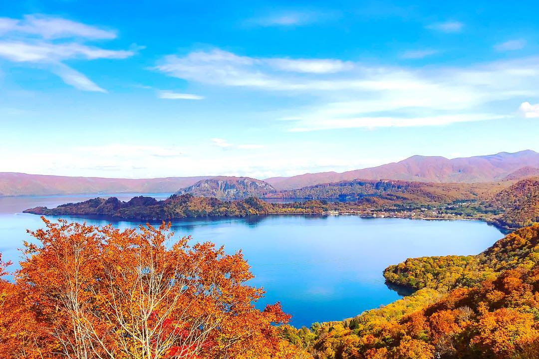 Autumn Japan 2019 aomori