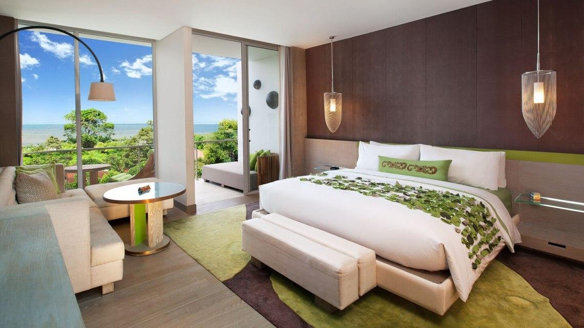 bali luxury hotels - W hotel seminyak