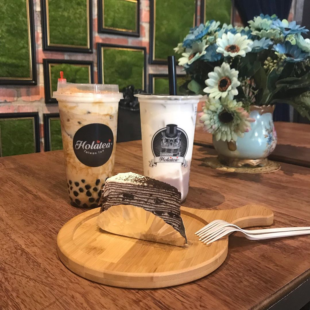 bubble tea cafe in jb - holatea