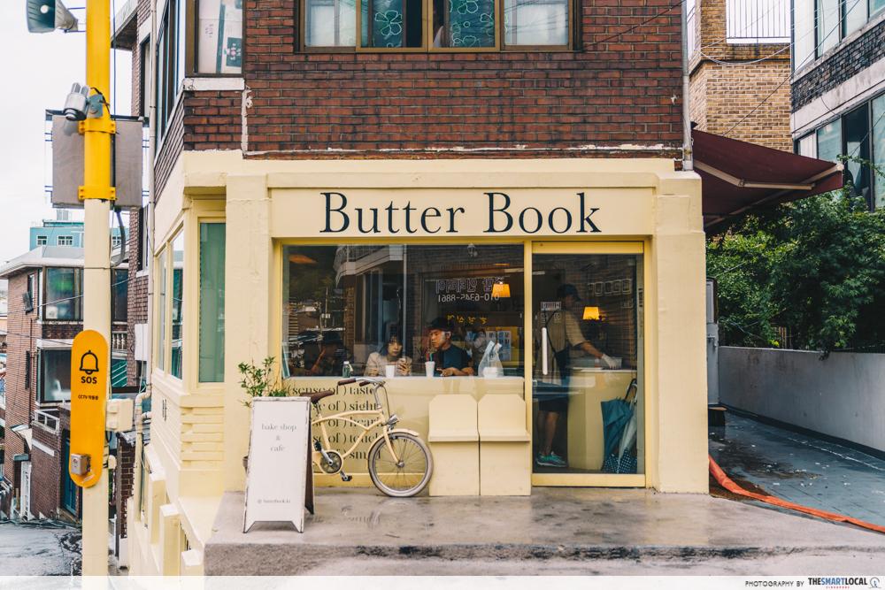 butter book cafe