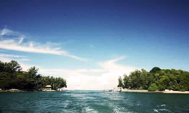 singapore legend - sisters' island