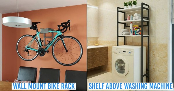 10 Easy Smart Storage Hacks To Save Space In Your Tiny HDB Flat In Singapore
