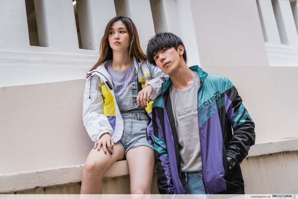 Superdry's New Collection Has Easy-To-Wear Pieces That Prove There's More Than Their Popular T-Shirts 90s street casual