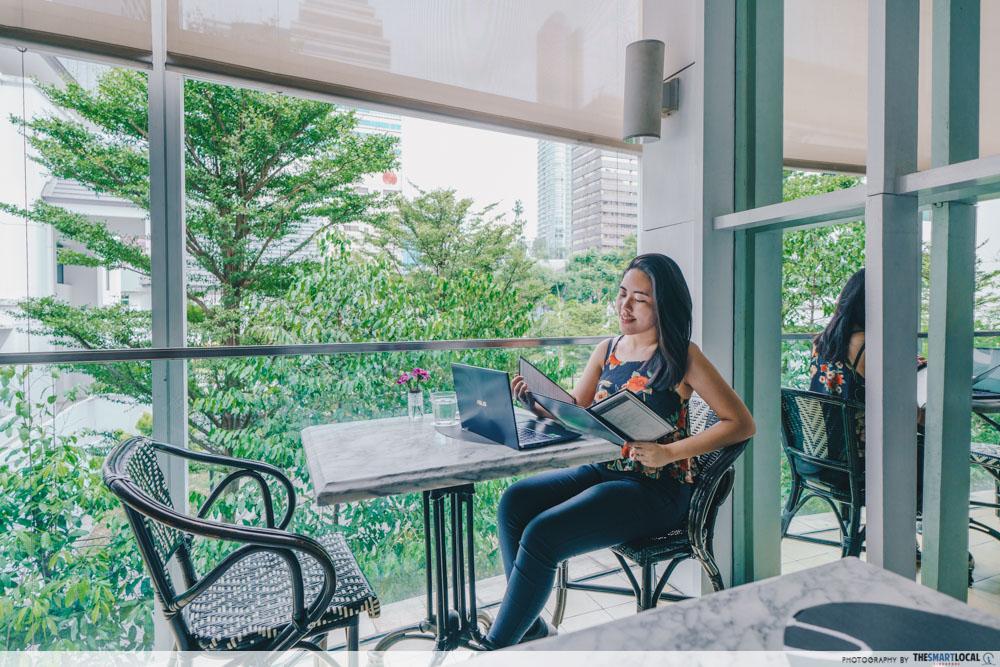 PS Cafe Palais Renaissance Orchard Singapore