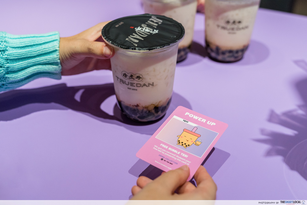 The Bubble Tea Factory Singapore Free Cup Boba Jenjudan