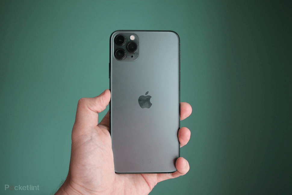 Apple iPhone 11 Pro Max Challenger DBS promotion
