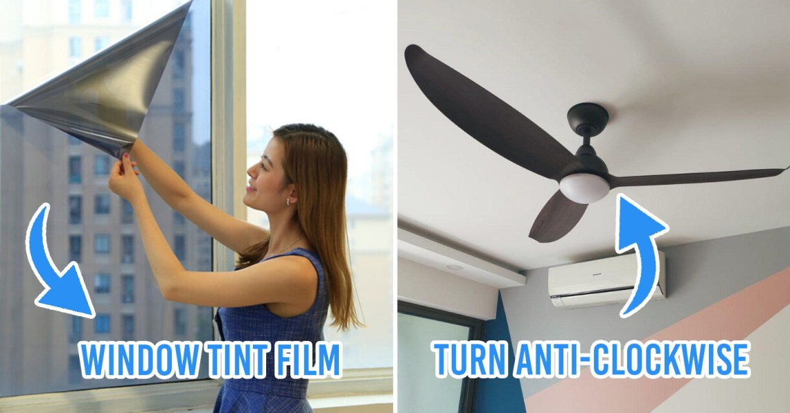 Tips to help HDB stay cool cover image