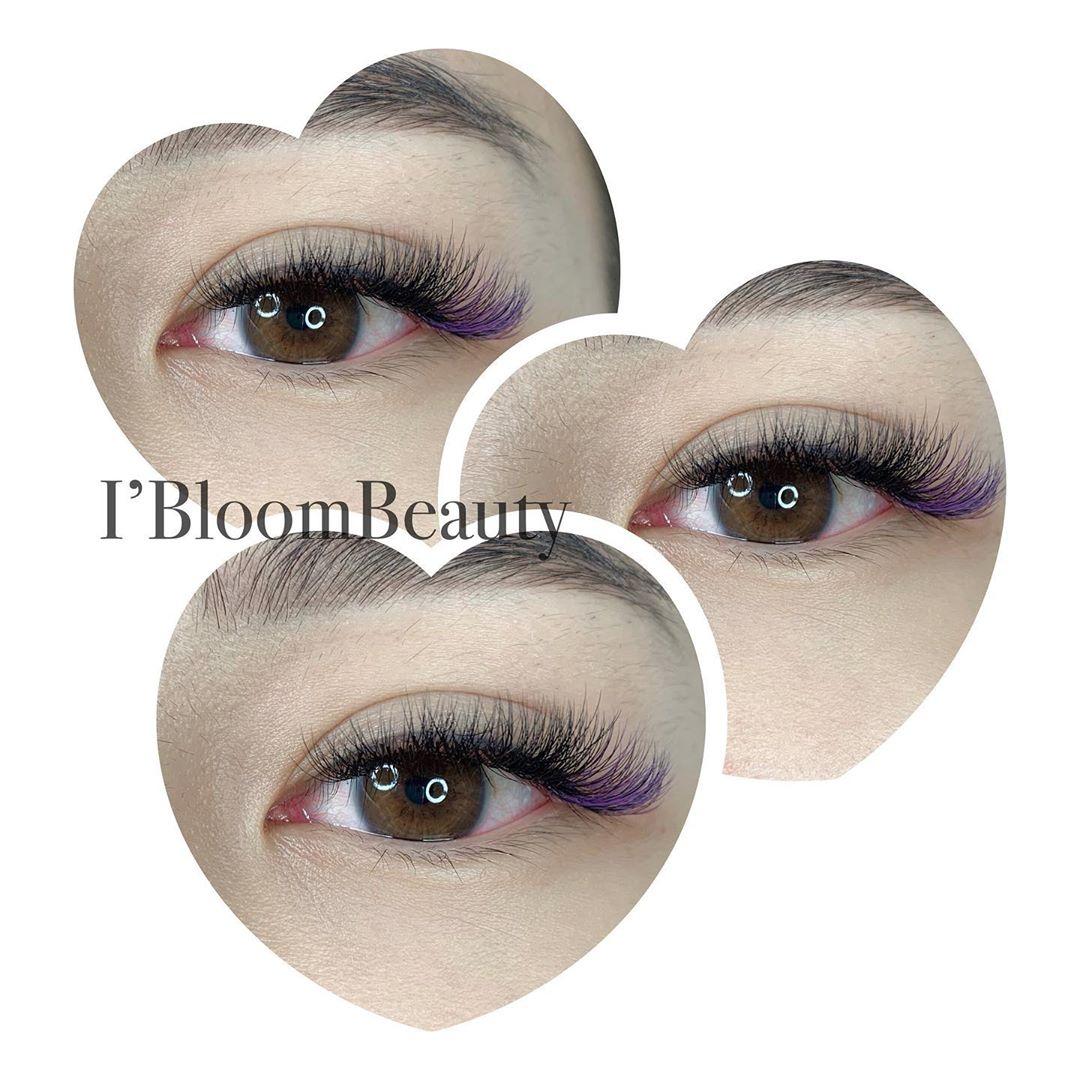 Braddell Home-Based Eyelash Extensions Singapore i.Bloom Beauty