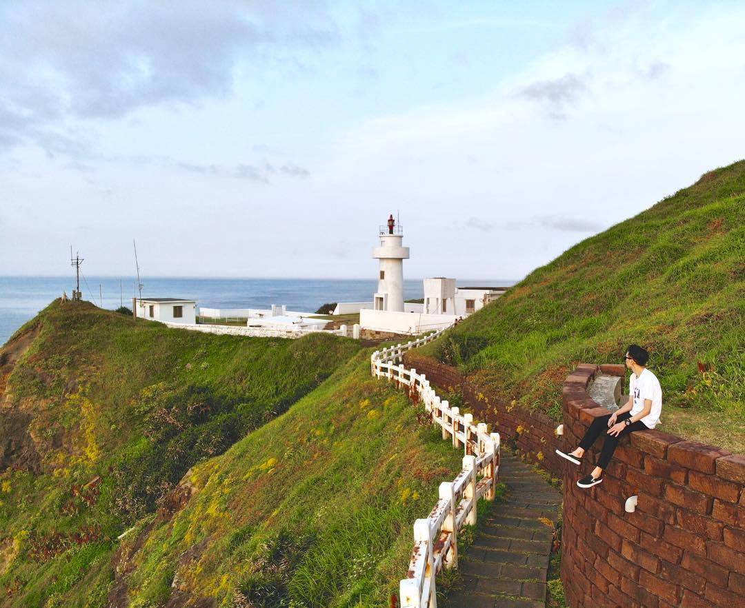 Bitoujiao Trail - hike to a seaside lighthouse