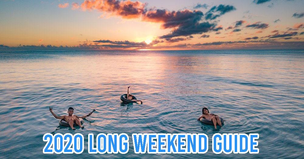 long weekend guide 2020 - cover image fiji