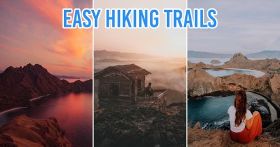 Easy hiking trails in Indonesia
