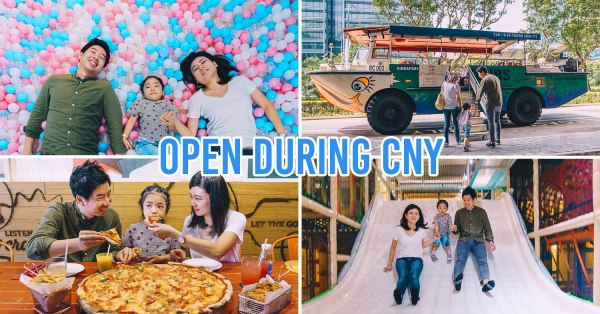 9 Family-Friendly Activities To Do In Between CNY Visiting - Themed KTV, Arcades & Indoor Playgrounds