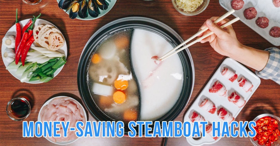 Steamboat Tips Giant CNY Promotions