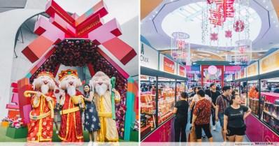 Vivocity Chinese New Year Singapore 2020