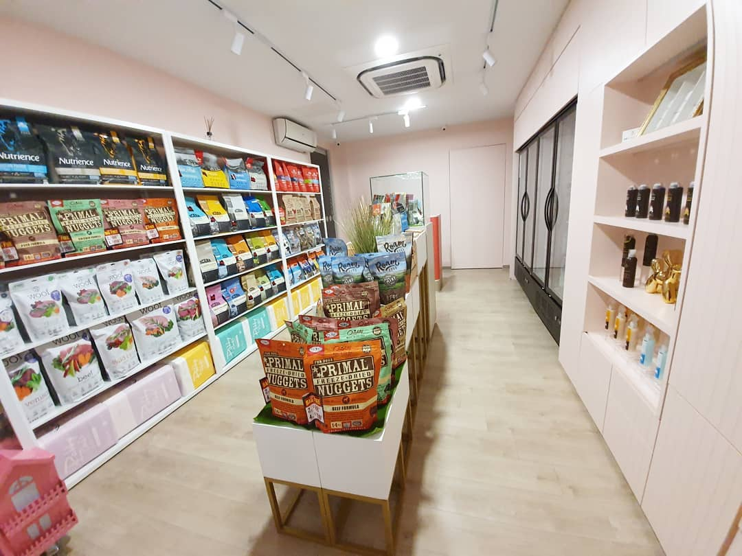 Pet grooming in Singapore - June's Pethouse