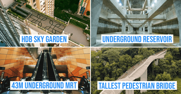 Singapore's Tallest Buildings & Deepest Underground Sites That You've Walked Past Daily Without Knowing