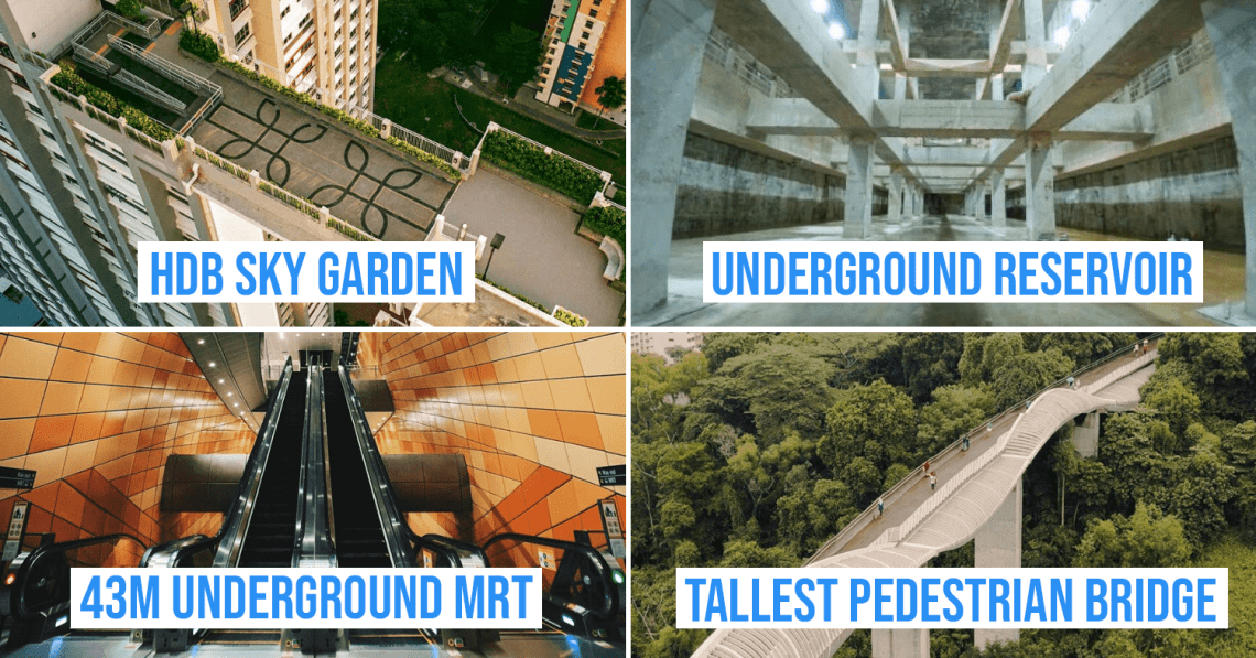 Tallest Buildings and Deepest Undergrounds Cover