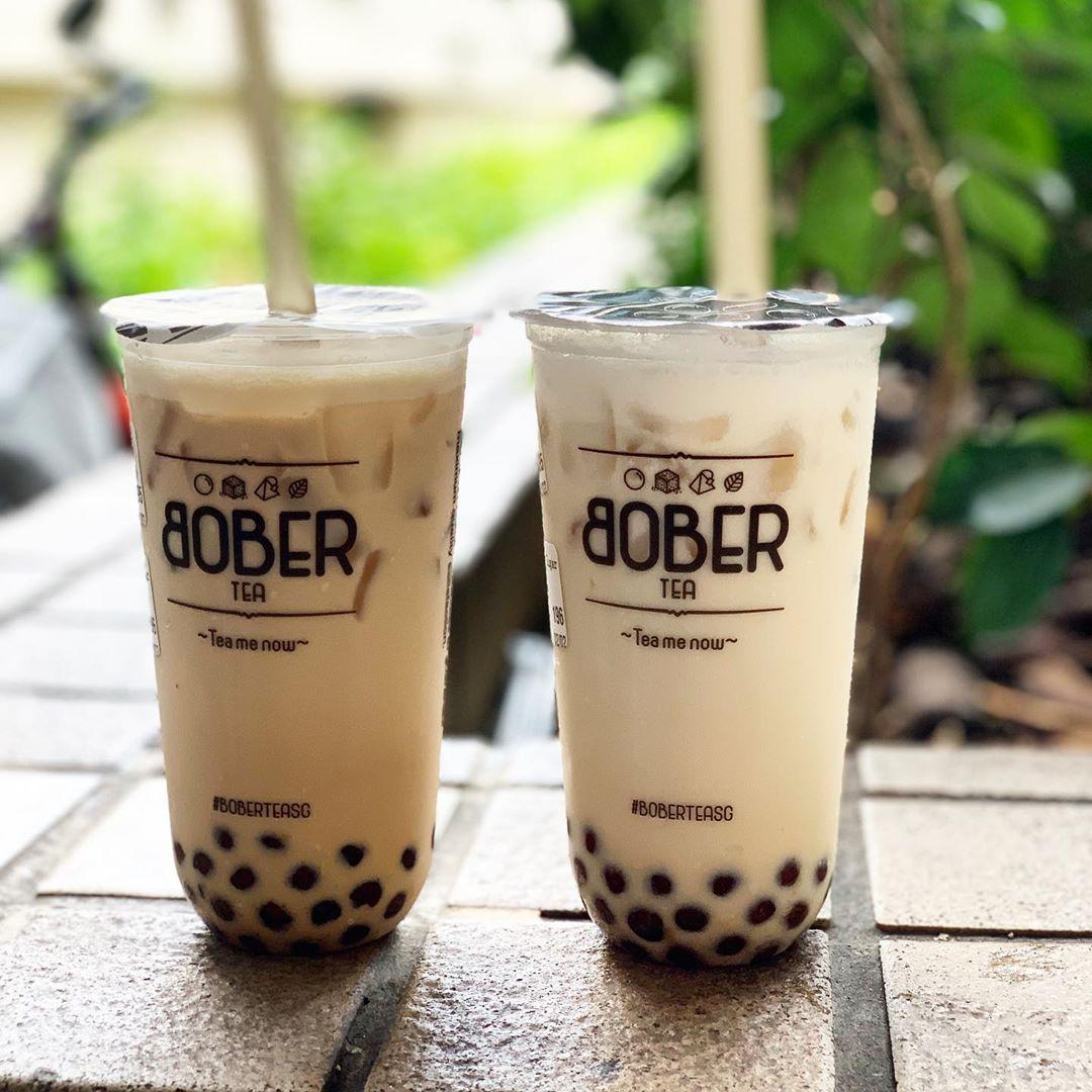 bober tea- lazada birthday sale