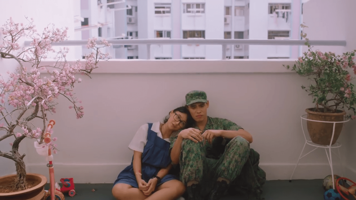 One Take is a web-exclusive series that explores the issues adolescents in Singapore face.