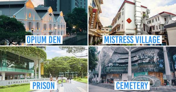 8 Secret Facts About Neighbourhoods In Singapore To Wow Friends From All Ends Of The Island