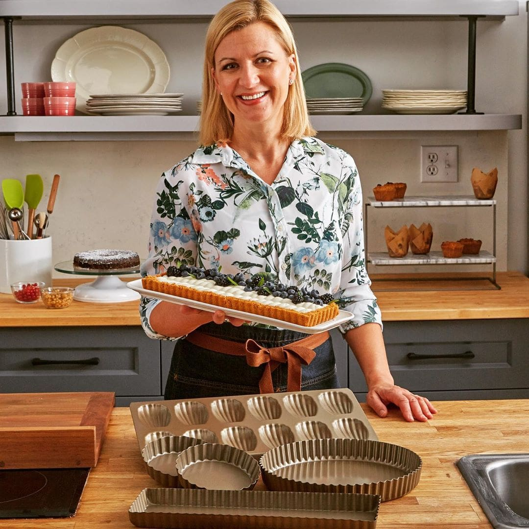 Baking With Anna Olson Singtel Cast