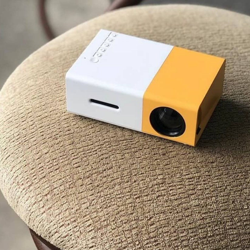 The YG300 is one of the best home projectors in Singapore due to its cheap price.