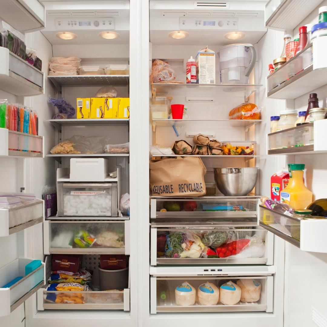 food storage refrigerator