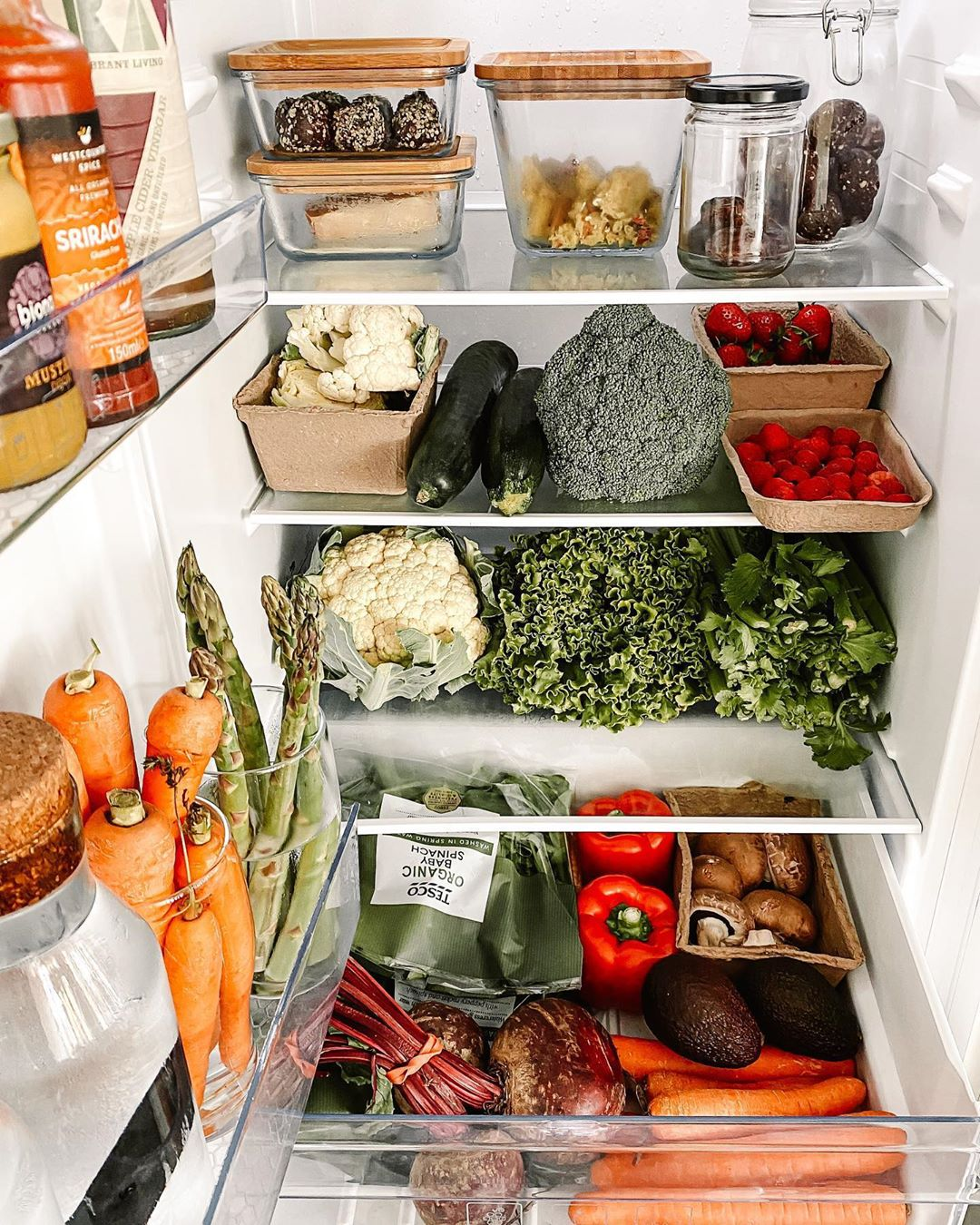 food storage fridge