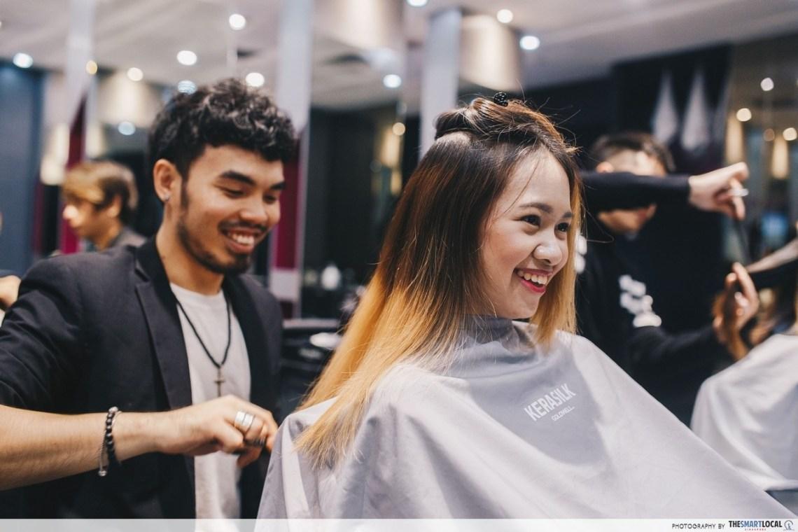 cutting hair myths
