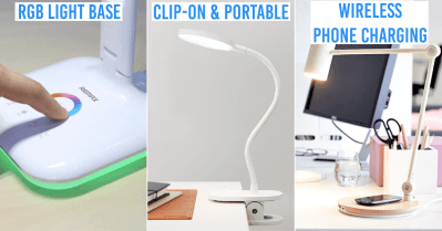 best table and desk lamps
