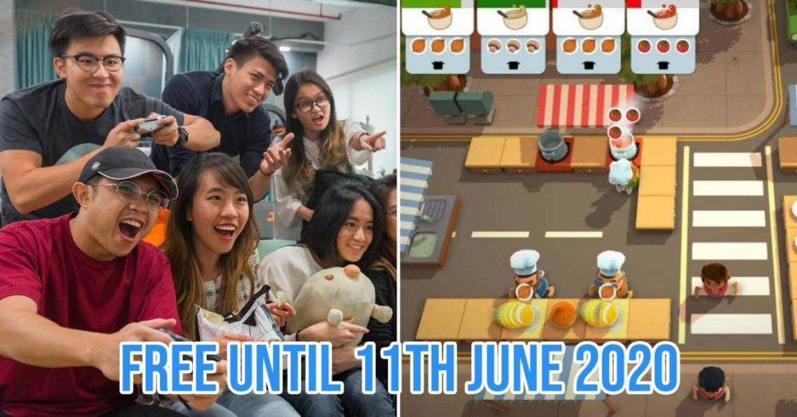 Overcooked Is Now Free On Epic Games Until 11th June For ...