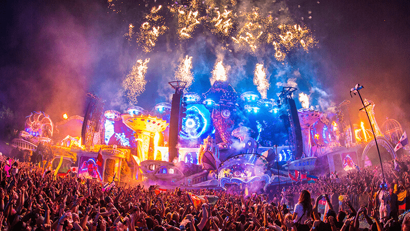 things to do July 2020 - Tomorrowland Around The World