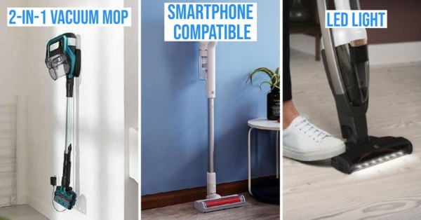 7 Best Cordless Vacuum Cleaners In Singapore So That You Don't Trip On Wires Around The House