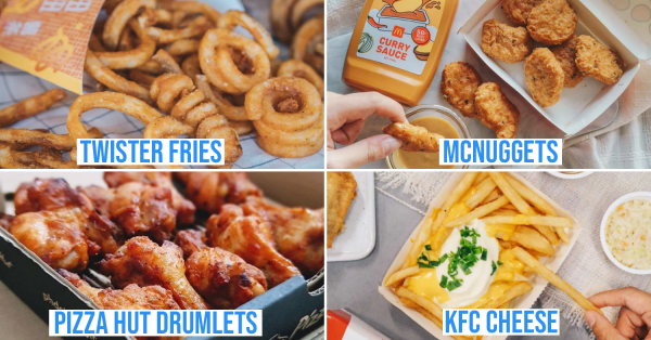 9 Fast Food Dupes In Singapore That Surprisingly Taste Just Like The Real Thing
