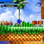 Sonic 4 Android screenshot 1
