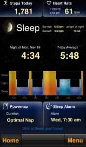 Sleep by Motionx Screenshot 1