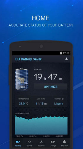 du battery updated