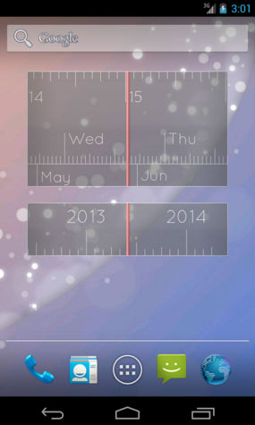 Linear Clock Widget Pro – Android Apps on Google Play